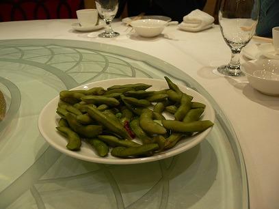 中国出張2010年11月(III)-第一日目-夕食はホテルで_c0153302_2313581.jpg