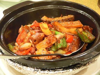 中国出張2010年11月(III)-第一日目-夕食はホテルで_c0153302_234637.jpg