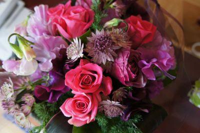 お花とおいしい一日_f0155431_20575753.jpg