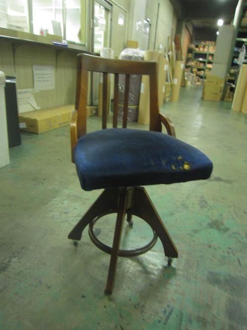 椅子生地の張り替え_c0103137_101912.jpg