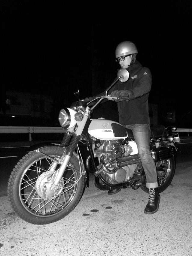 Honda CL250 1967_c0207044_22191039.jpg