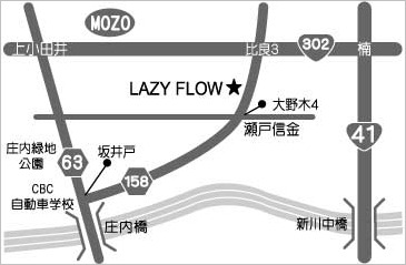 LAZY FLOWの場所とアクセス_f0023062_1247982.jpg