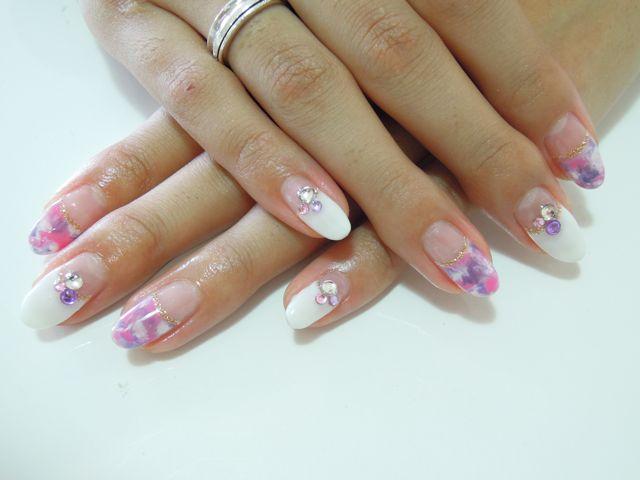 Marble Nail_a0239065_1854610.jpg