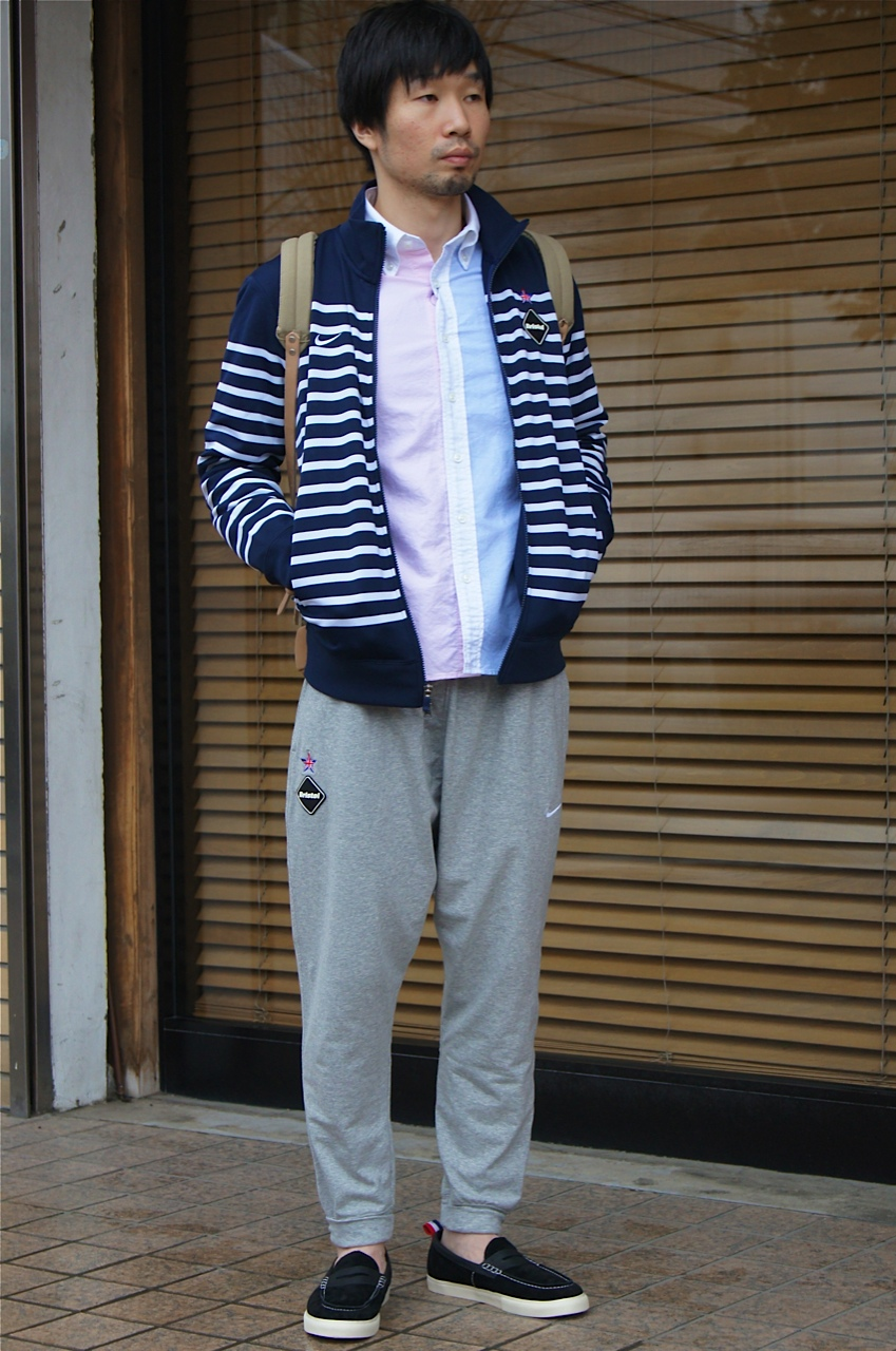 ""\""""F.C.R.B. & COMME des GARCONS"""" styling selection !!_c0079892_21194319.jpg""849|1280|?|en|2|788278d523560922a90361e82a579343|False|UNLIKELY|0.30027782917022705