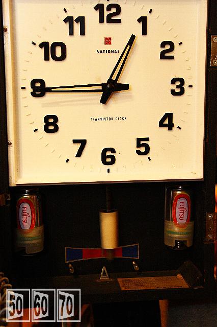 1970s ナショナル レトロトランジスタ時計_e0243096_11463310.jpg