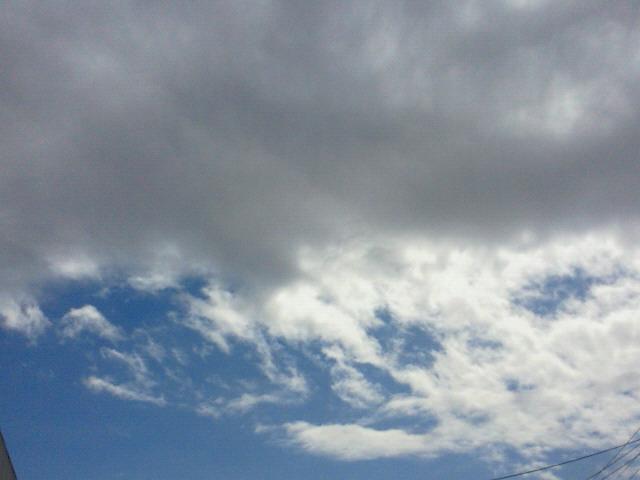 晴れ間が覗く土曜日_c0140599_10541766.jpg