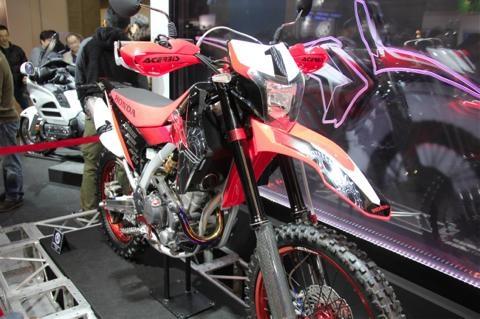 モーターサイクルショー!_f0141609_20255820.jpg