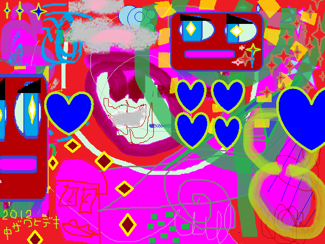 青はあと      #contemporaryart_b0074921_0433841.png