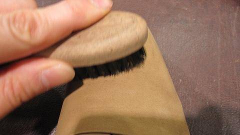 靴の水洗い~後編_b0226322_1311232.jpg