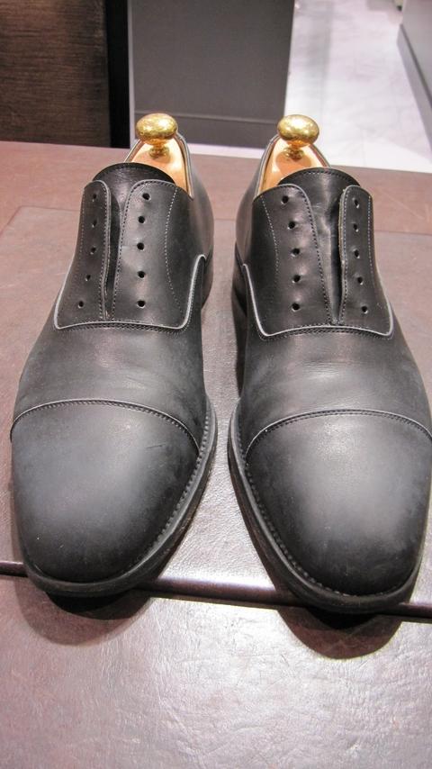 靴の水洗い~後編_b0226322_13125875.jpg