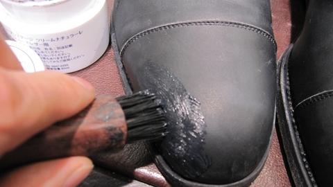 靴の水洗い~後編_b0226322_1314437.jpg