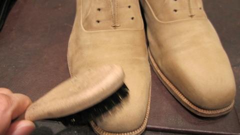靴の水洗い~後編_b0226322_1385477.jpg