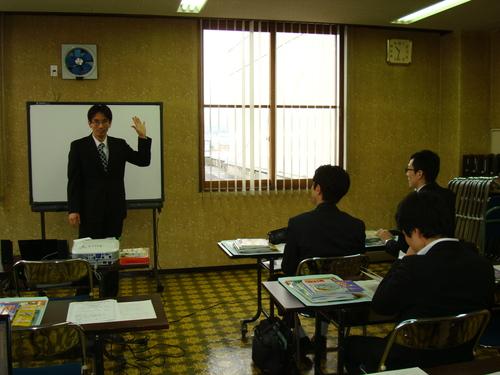 春の教師力向上セミナー浦河会場午前 外国語活動_e0252129_1042296.jpg