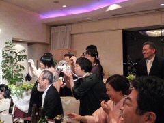 仲間の結婚式_f0019247_21324043.jpg