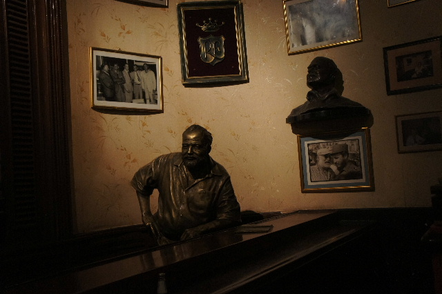 キューバ (76) ハバナ最後の夜は『Floridita』でダイキリを・・・_c0011649_16351.jpg