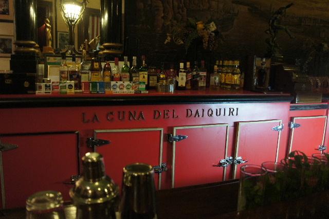 キューバ (76) ハバナ最後の夜は『Floridita』でダイキリを・・・_c0011649_182089.jpg