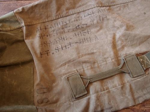 Duffle Bag & Shoes_f0203050_14265888.jpg