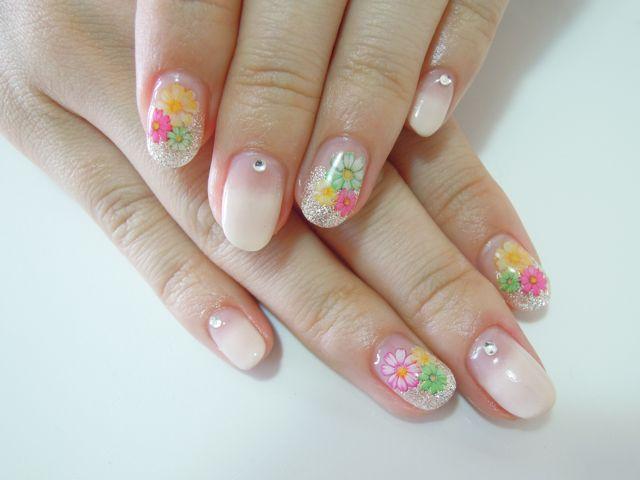Pickup Nail~Lite Beige_a0239065_16134821.jpg
