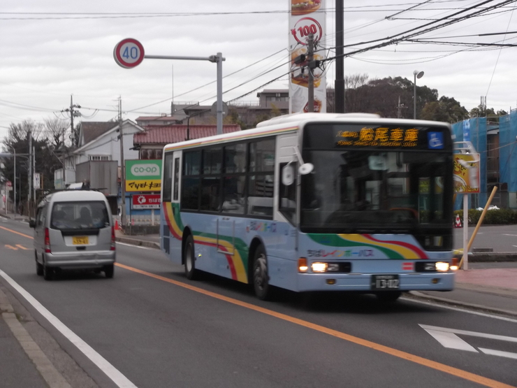 ちばレインボーバス(津田沼駅 ...