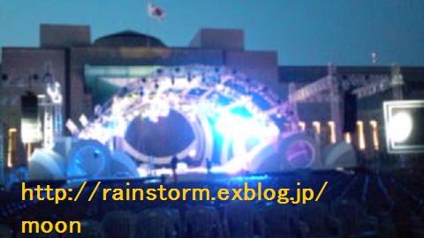 RAINいよいよ!本日の会場の様子が送られてきました_c0047605_819216.jpg