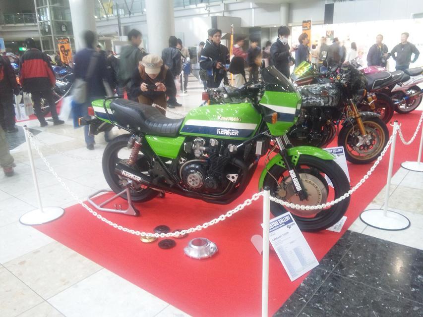 東京モーターサイクルショー!!!_f0231916_23172111.jpg