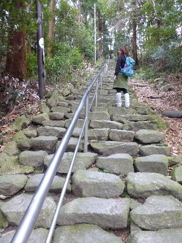 生駒山へ_c0113733_1322657.jpg