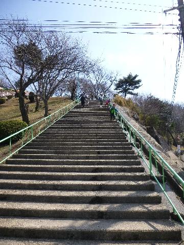 生駒山へ_c0113733_1373636.jpg