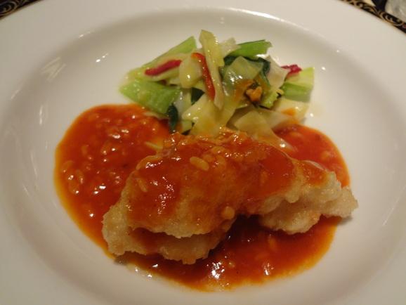 そとでお食事withカゾク@銀座アスター♪その2_d0219834_22282652.jpg