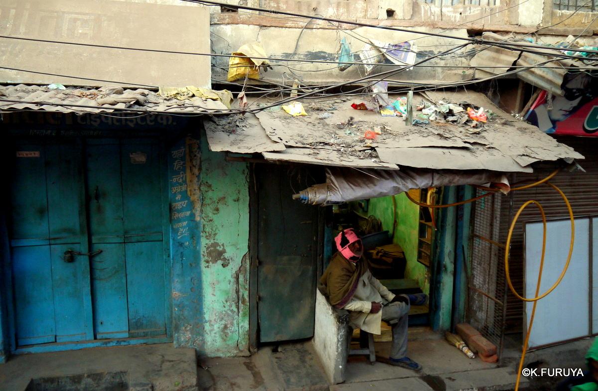 インド旅行記 22 ジャンスィーへ_a0092659_1947292.jpg