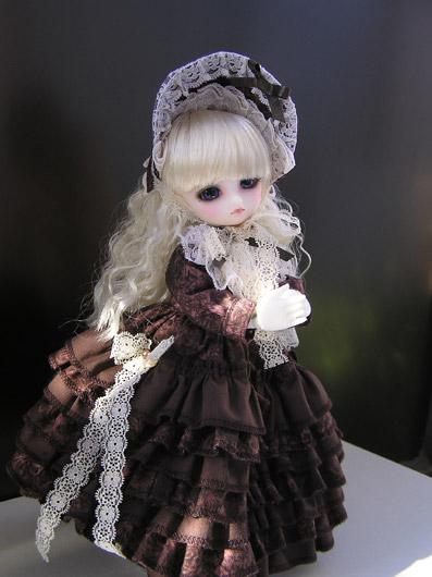 フランス人形