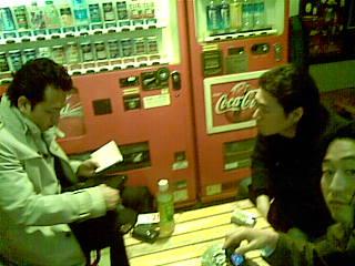 スケベ椅子 in スタジオ_d0061678_1254335.jpg