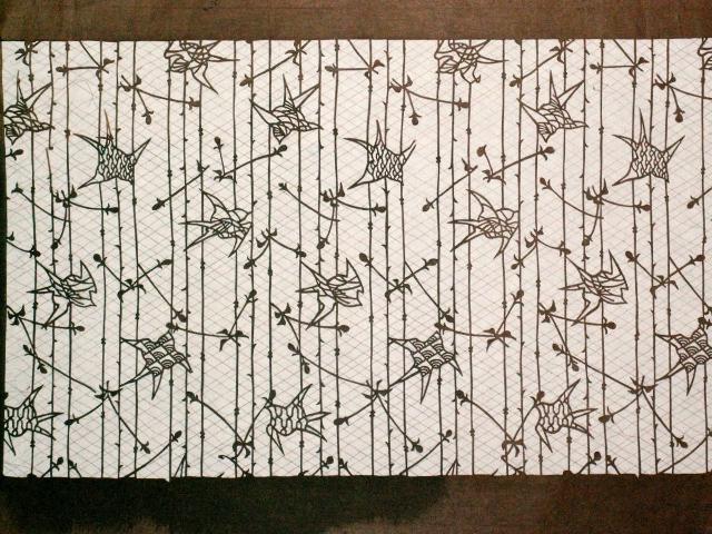 2012/5/9-14  京型紙 -江戸後期~大正 デザインと技-_e0091712_925482.jpg