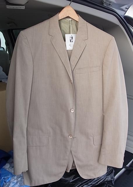 デッドストックでました!60'S マクレガースーツ!_c0144020_946111.jpg