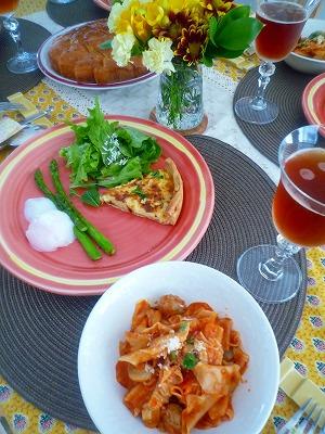 今月のイタリア料理レッスンPart8_f0229521_1439614.jpg