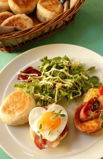 豚ひきとレタスの味噌チーズ焼き_d0104926_5392452.jpg