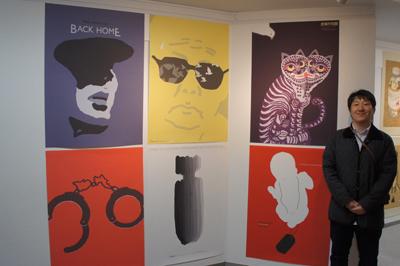 多摩美術大学大学院グラフィックデザイン領域 イラストレーションスタディーズ修了制作展2012開催中です _f0171840_15151241.jpg