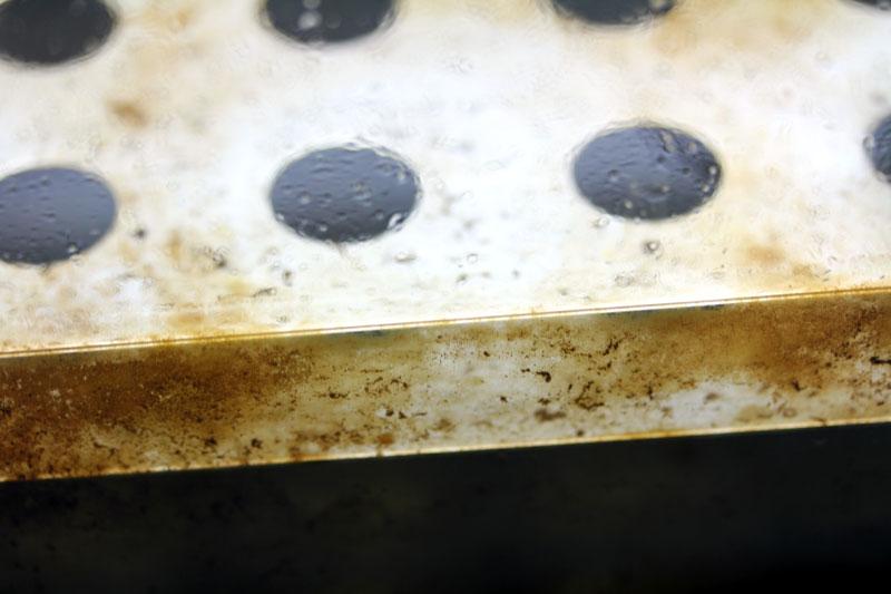 水上用水槽の掃除_b0216341_1631966.jpg