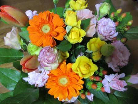 春の寄せ植え♪_a0243064_1849999.jpg