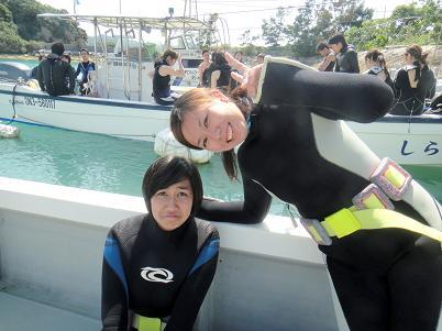 ボート体験ダイビングです!_a0156273_17192246.jpg