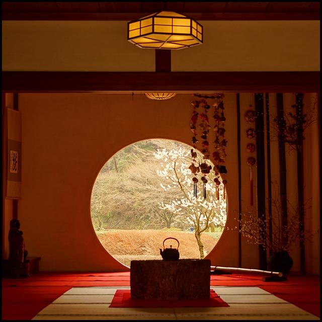 北鎌倉 明月院の丸窓_b0145398_23405110.jpg