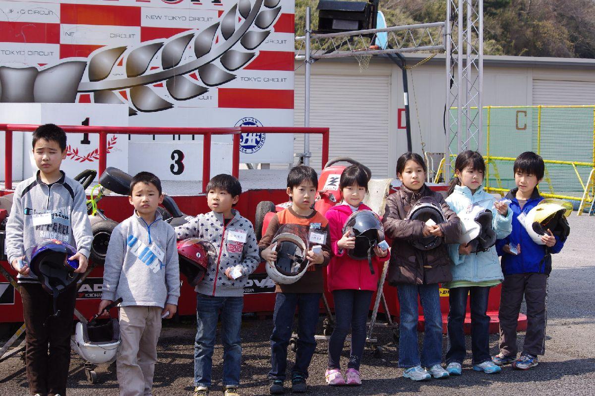 【ジュニア教室】JAFカート体験教室【2012.3.28】_c0224820_15323897.jpg