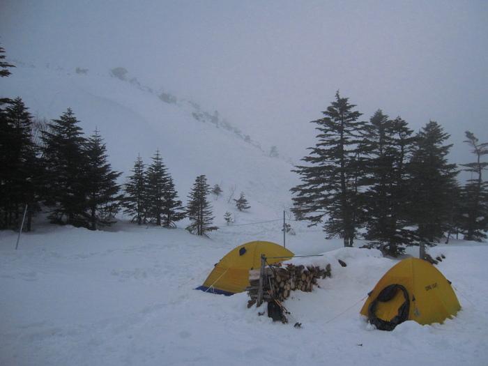 3月の山小屋滞在_e0155231_16183050.jpg