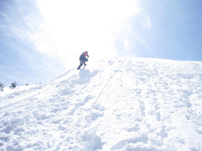 雪上訓練_e0155231_19104727.jpg