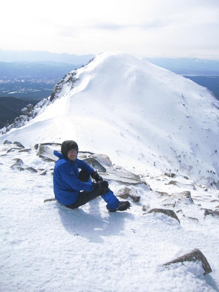 東天狗岳登頂ー_e0155231_19211570.jpg