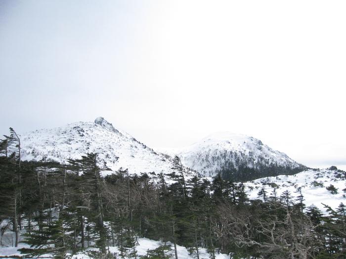 東天狗岳登頂ー_e0155231_1924758.jpg