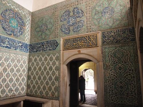 トプカプ宮殿のハレム_e0182138_002029.jpg