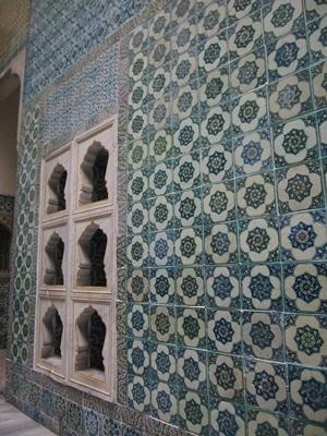 トプカプ宮殿のハレム_e0182138_003896.jpg