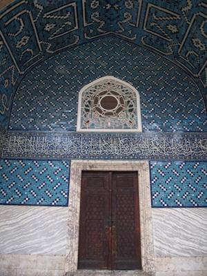 トプカプ宮殿のハレム_e0182138_014230.jpg