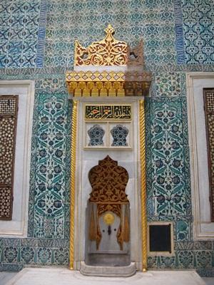 トプカプ宮殿のハレム_e0182138_01641.jpg