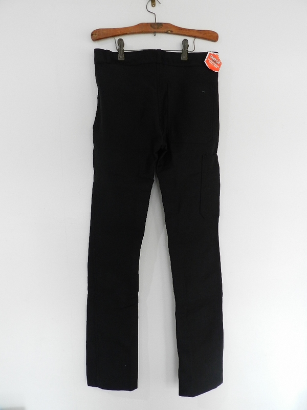 french mole skin pants black squat version 2012 spring_f0226051_11461426.jpg
